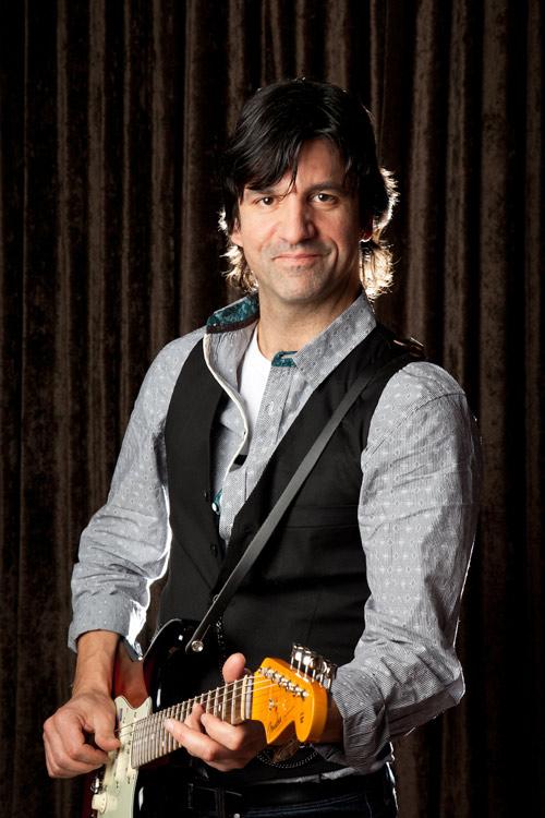 James Cohen (Vocals, lead and rhythm guitar)