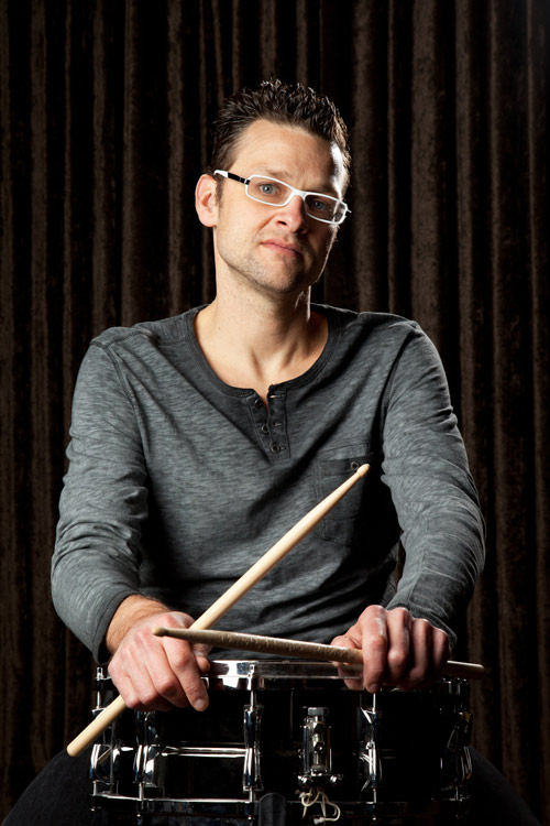 Steve Martens (Drums and various percussion)